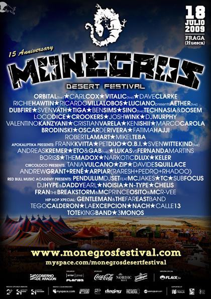 Monegros2009